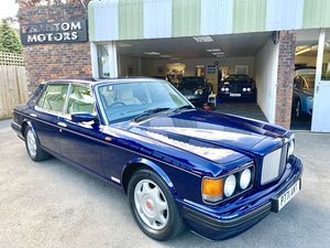 1997 Bentley Turbo RL 26000 miles Blue