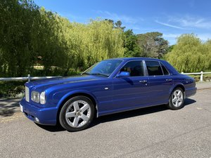 2002 Bentley Arnage T SOLD