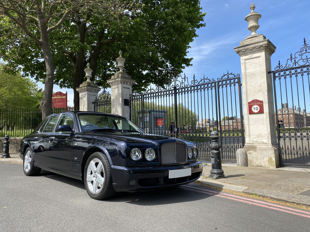 2006 Bentley Arnage T Mulliner - 19750 miles only For Sale (picture 1 of 24)