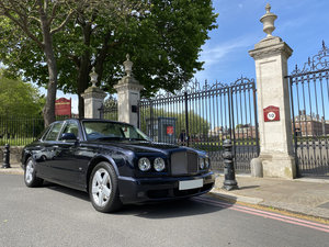 2006 Bentley Arnage T Mulliner - 19750 miles only SOLD