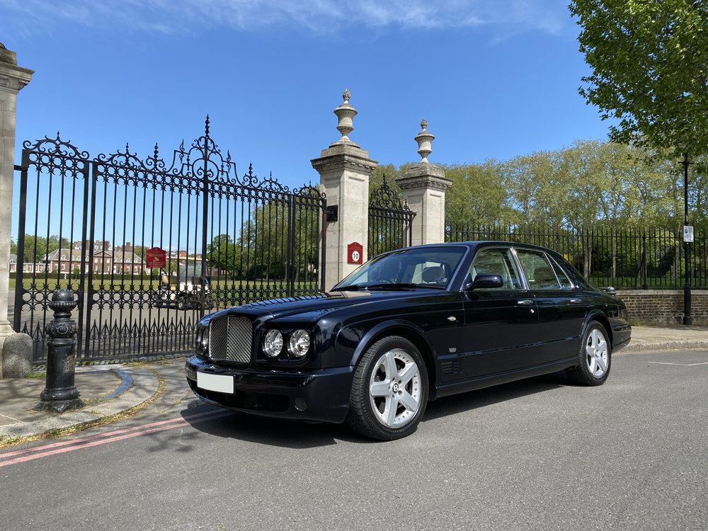 2006 Bentley Arnage T Mulliner - 19750 miles only For Sale (picture 2 of 24)