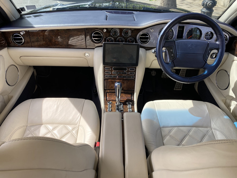 2006 Bentley Arnage T Mulliner - 19750 miles only For Sale (picture 3 of 24)