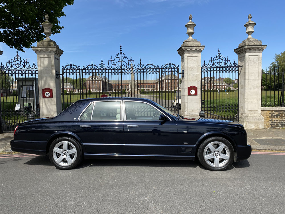 2006 Bentley Arnage T Mulliner - 19750 miles only For Sale (picture 4 of 24)