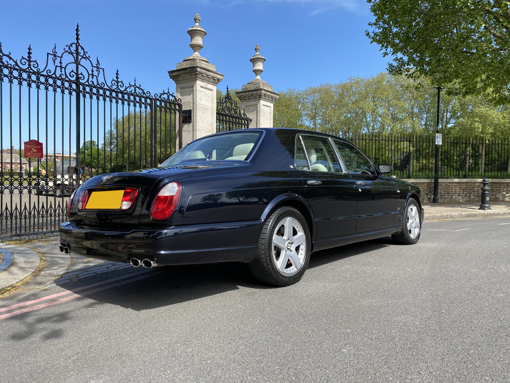 2006 Bentley Arnage T Mulliner - 19750 miles only For Sale (picture 8 of 24)