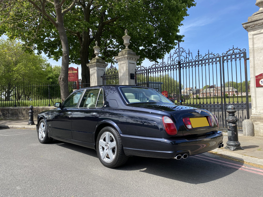 2006 Bentley Arnage T Mulliner - 19750 miles only For Sale (picture 9 of 24)
