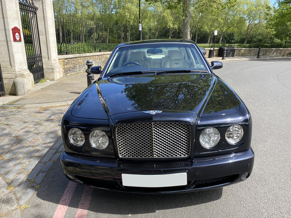 2006 Bentley Arnage T Mulliner - 19750 miles only For Sale (picture 12 of 24)