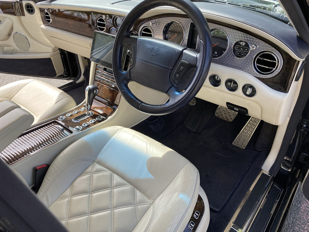2006 Bentley Arnage T Mulliner - 19750 miles only For Sale (picture 14 of 24)