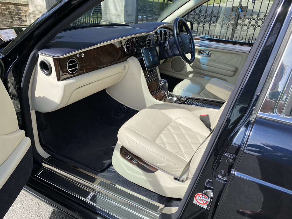 2006 Bentley Arnage T Mulliner - 19750 miles only For Sale (picture 15 of 24)