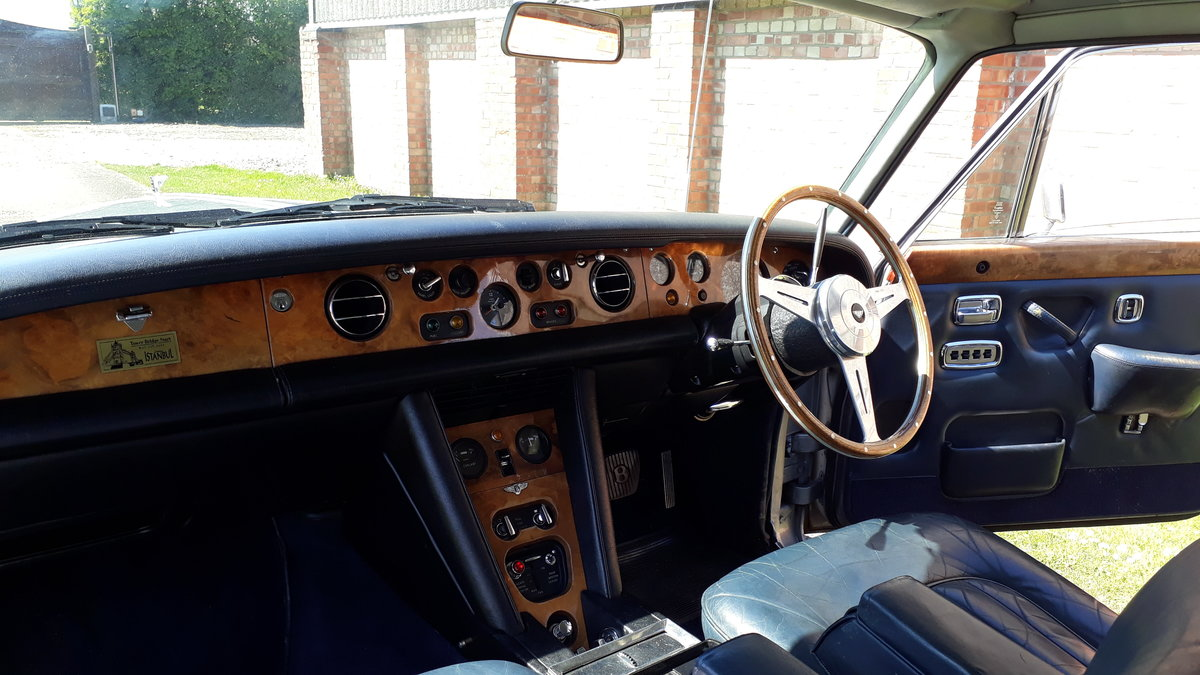 Bentley T1 1972 Road Rally Conversion £30k+ Spent Since 1999 SOLD (picture 3 of 6)