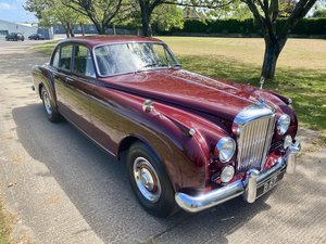 1962 Bentley S2 Continental Flying Spur