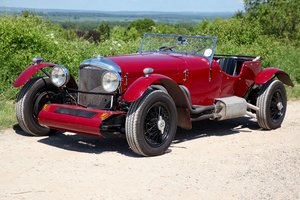 1951 Bentley MkVI Special by Alan Padgett For Sale