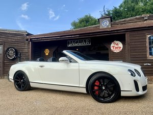 2011 BENTLEY CONTINENTAL GTC SUPERSPORTS SOLD