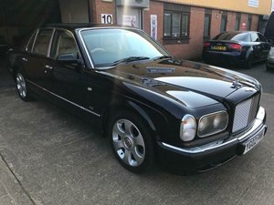 2002 BENTLEY ARNAGE R - 3 OWNERS - 79K - STUNNING CAR