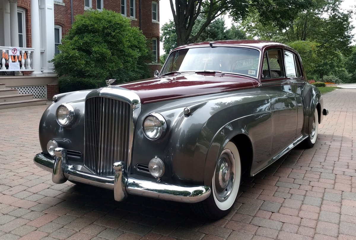 1956 Bentley S1 For Sale (picture 1 of 6)