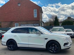 Picture of 2016 BENTLEY BENTAYGA 6.0 W12 FIRST EDITION 1 of 608 MADE  SOLD