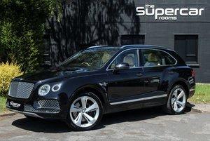 Bentley Bentayga 6.0 W12 - 2016 - 19K Miles