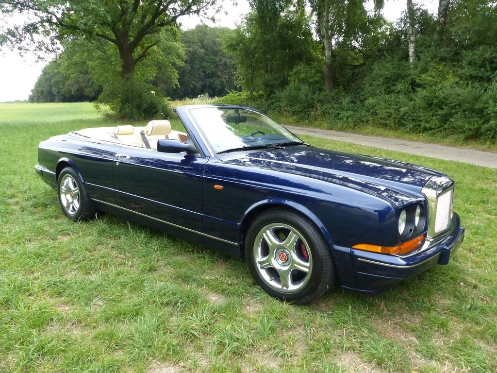 1996 Bentley Azure - young classic convertible in mint condition For Sale (picture 2 of 6)