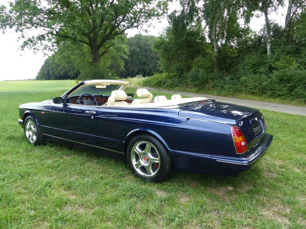 1996 Bentley Azure - young classic convertible in mint condition For Sale (picture 3 of 6)