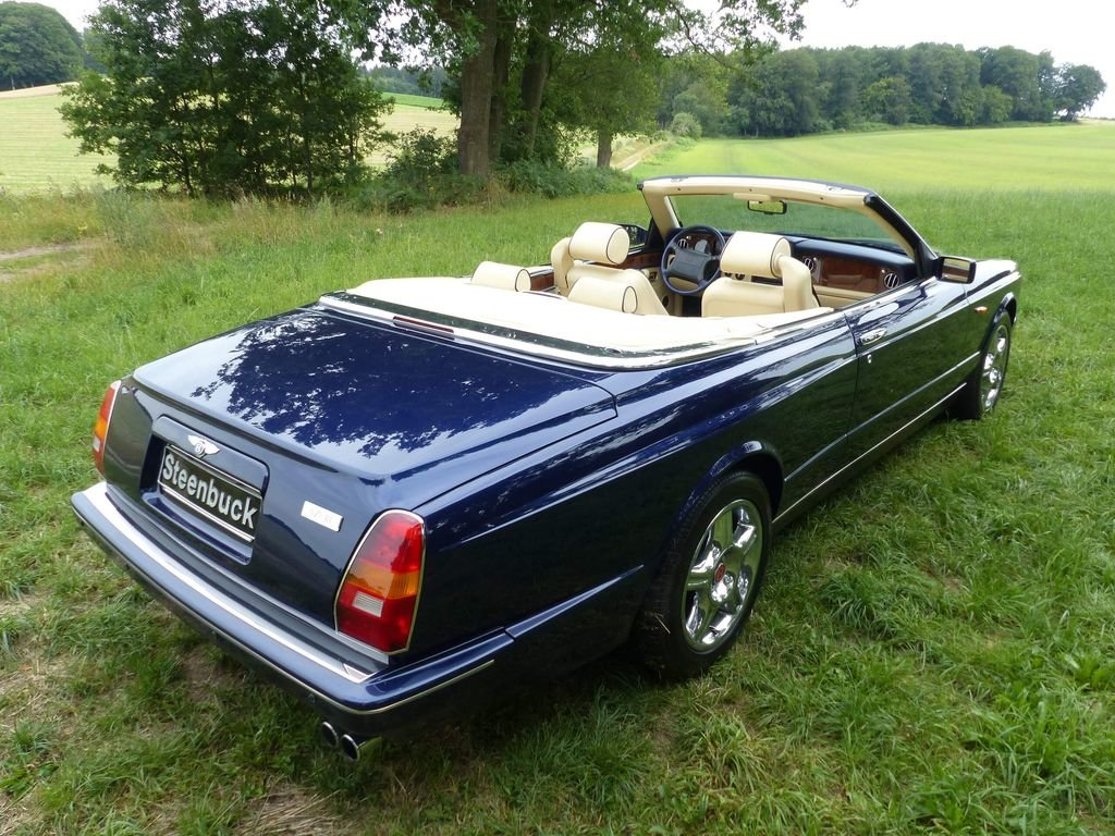 1996 Bentley Azure - young classic convertible in mint condition For Sale (picture 4 of 6)