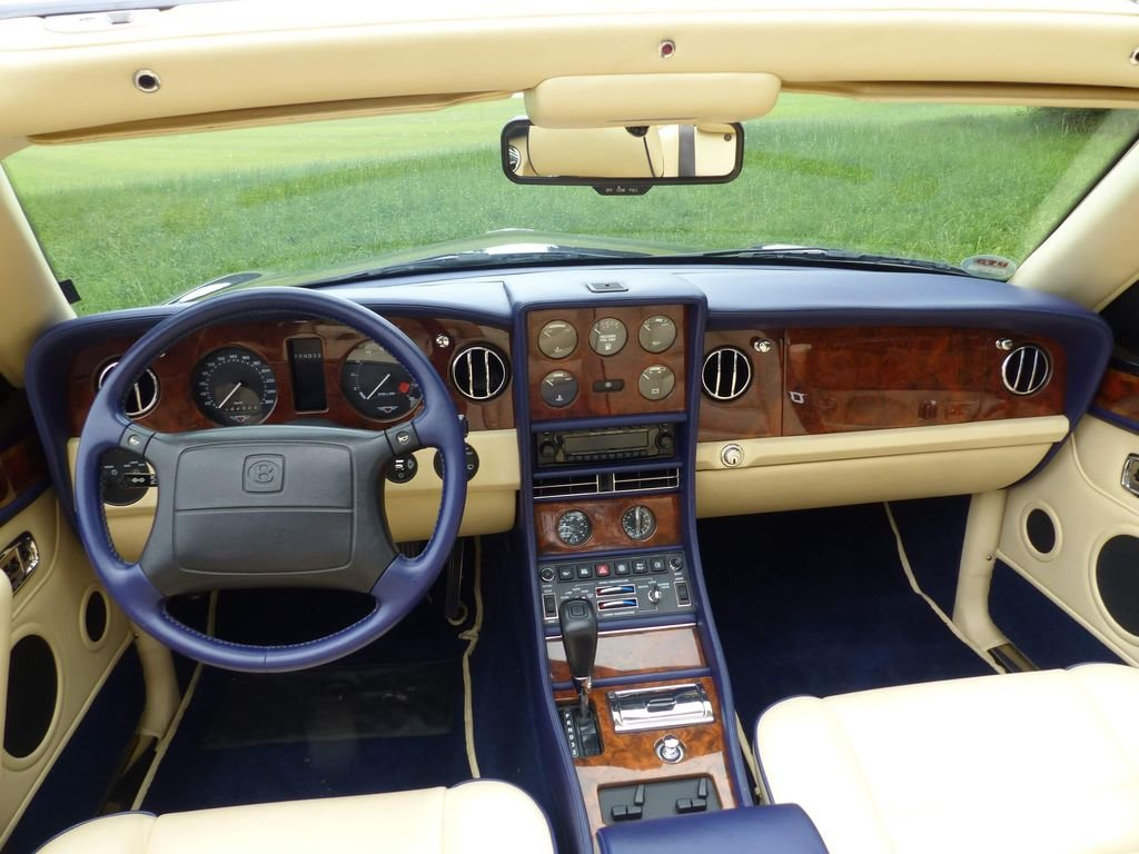 1996 Bentley Azure - young classic convertible in mint condition For Sale (picture 6 of 6)