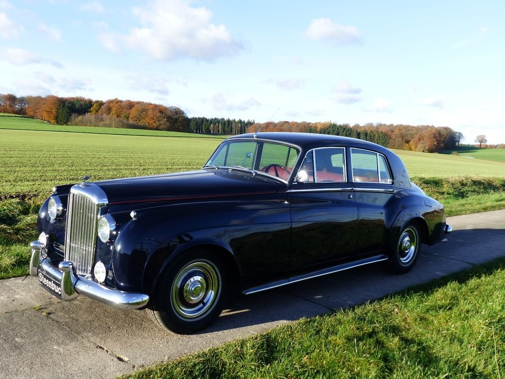 1958 Bentley S 1 - luxury flair for a fair price For Sale (picture 1 of 6)