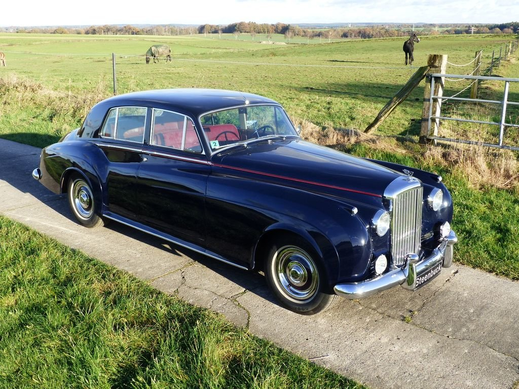 1958 Bentley S 1 - luxury flair for a fair price For Sale (picture 2 of 6)