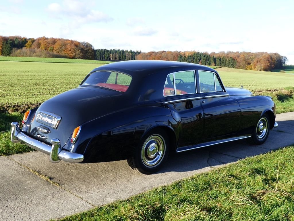 1958 Bentley S 1 - luxury flair for a fair price For Sale (picture 4 of 6)