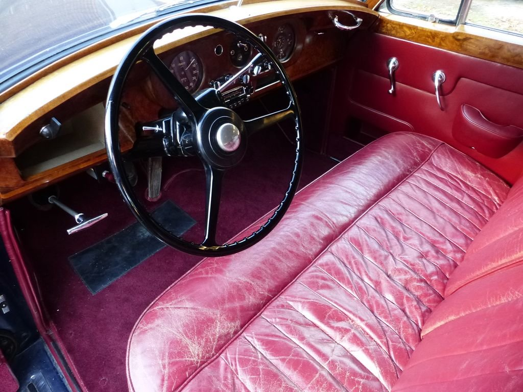 1958 Bentley S 1 - luxury flair for a fair price For Sale (picture 6 of 6)
