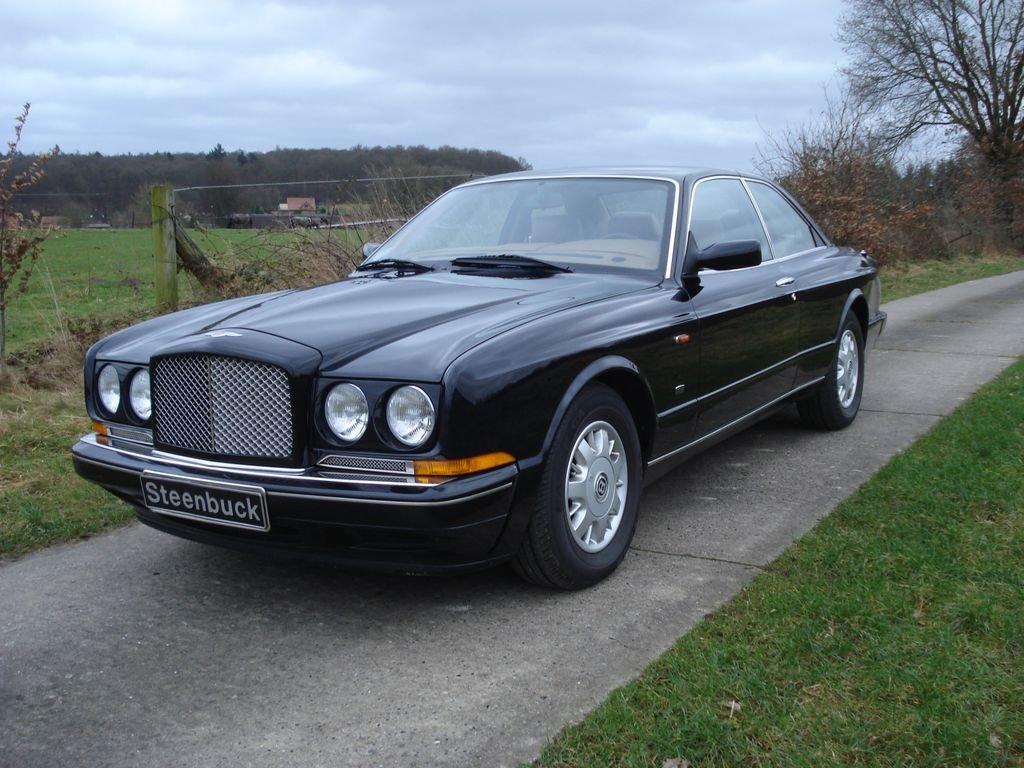 1993 Bentley Continental R - young classic excelllent condition For Sale (picture 1 of 6)