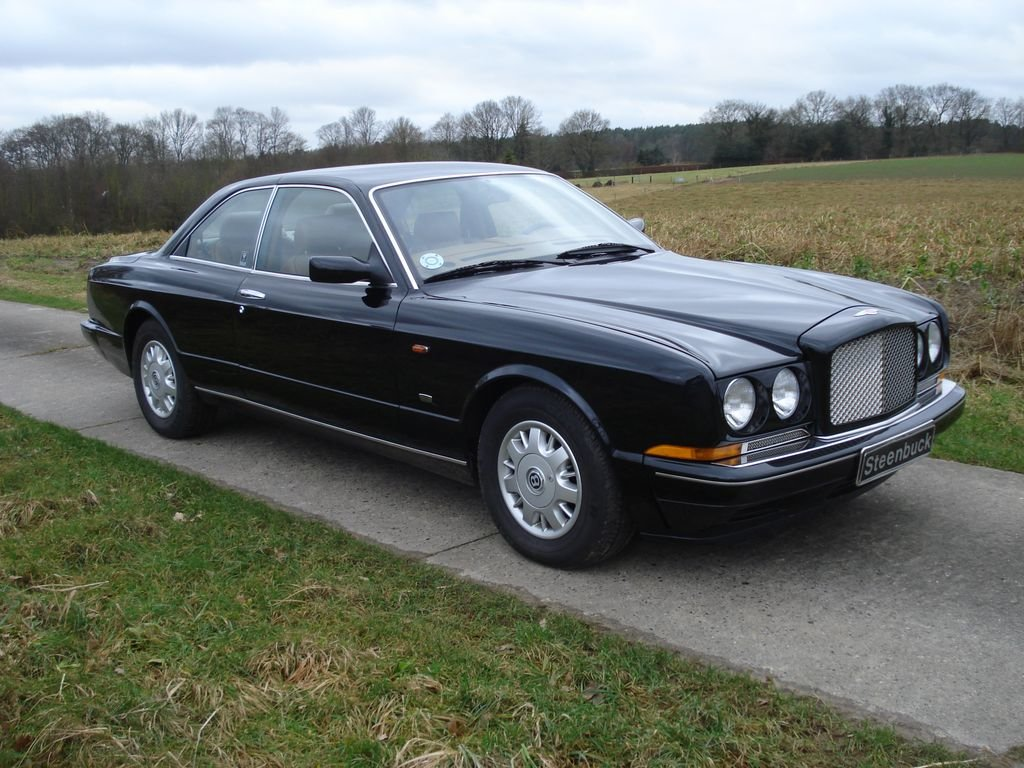 1993 Bentley Continental R - young classic excelllent condition For Sale (picture 2 of 6)