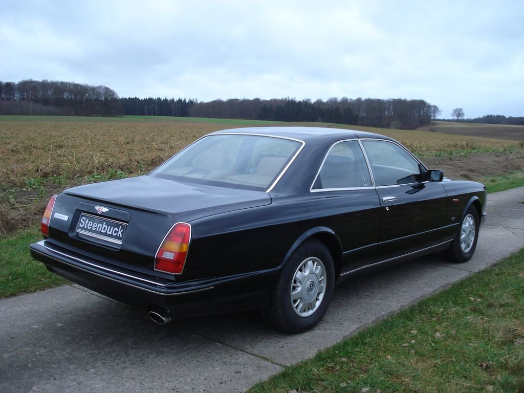 1993 Bentley Continental R - young classic excelllent condition For Sale (picture 4 of 6)