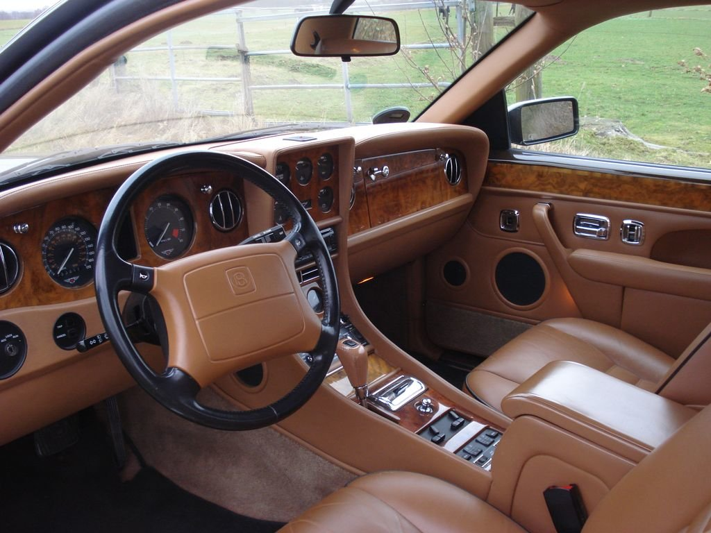 1993 Bentley Continental R - young classic excelllent condition For Sale (picture 6 of 6)