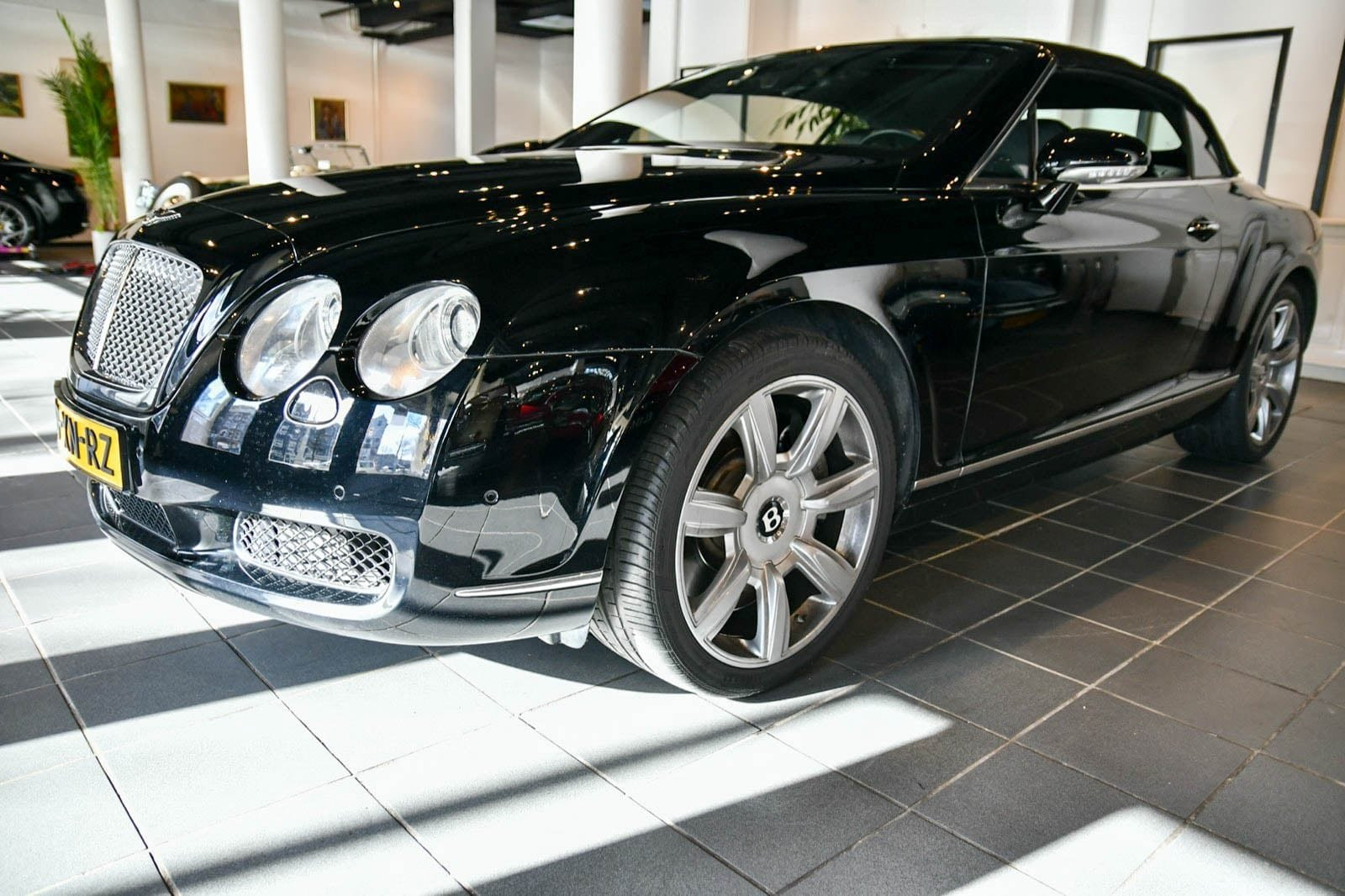 Bentley Continental GT 6.0 W12 GTC Convertible 2007 For Sale by Auction (picture 1 of 6)
