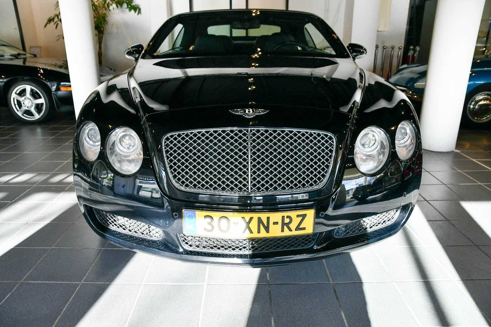 Bentley Continental GT 6.0 W12 GTC Convertible 2007 For Sale by Auction (picture 2 of 6)