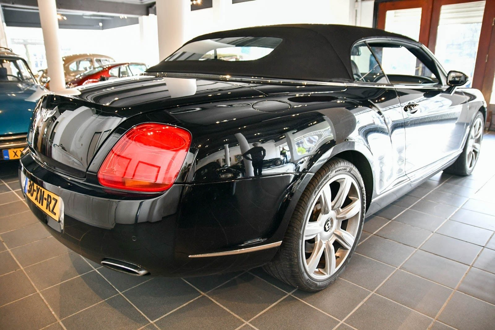 Bentley Continental GT 6.0 W12 GTC Convertible 2007 For Sale by Auction (picture 3 of 6)