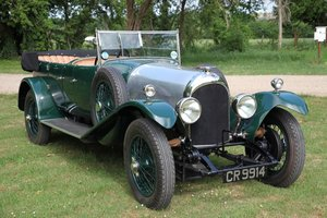 1925 W O Bentley 3-litre 4-Seat Tourer Gurney Nutting Matching No For Sale