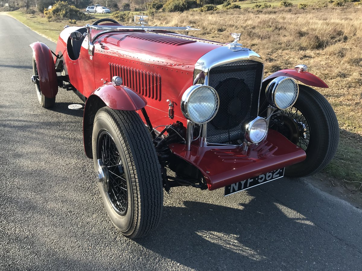 1953 Bentley Tourer Exceptional Hand built All Alloy Body For Sale (picture 1 of 6)
