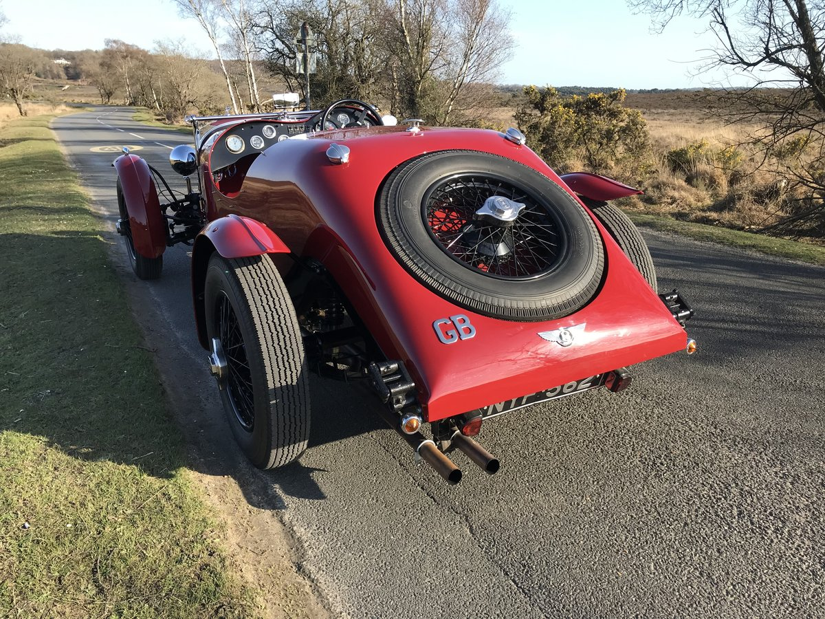 1953 Bentley Tourer Exceptional Hand built All Alloy Body For Sale (picture 2 of 6)