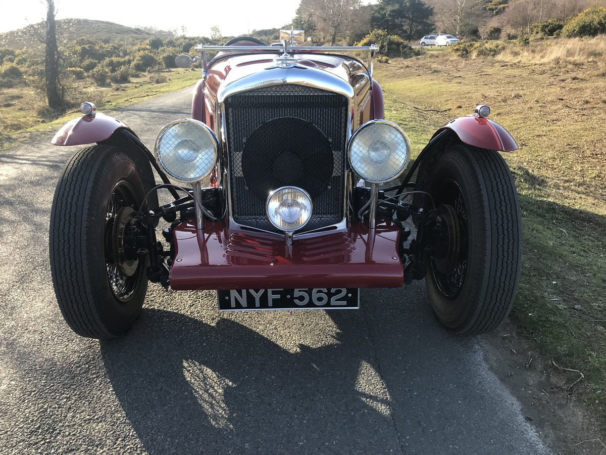 1953 Bentley Tourer Exceptional Hand built All Alloy Body For Sale (picture 3 of 6)
