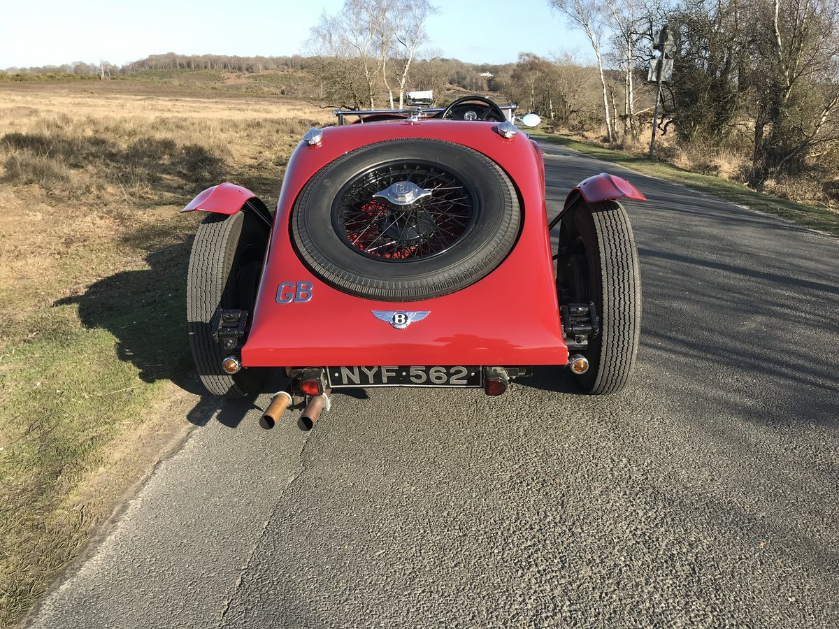 1953 Bentley Tourer Exceptional Hand built All Alloy Body For Sale (picture 6 of 6)