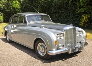 BENTLEY S1 James Young Sports Saloon