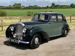1951 Bentley mkvi For Sale