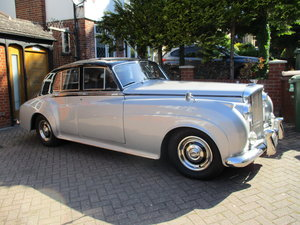 Bentley S2 Saloon 1960 STUNNING FAMILY OWNED SINCE 1982