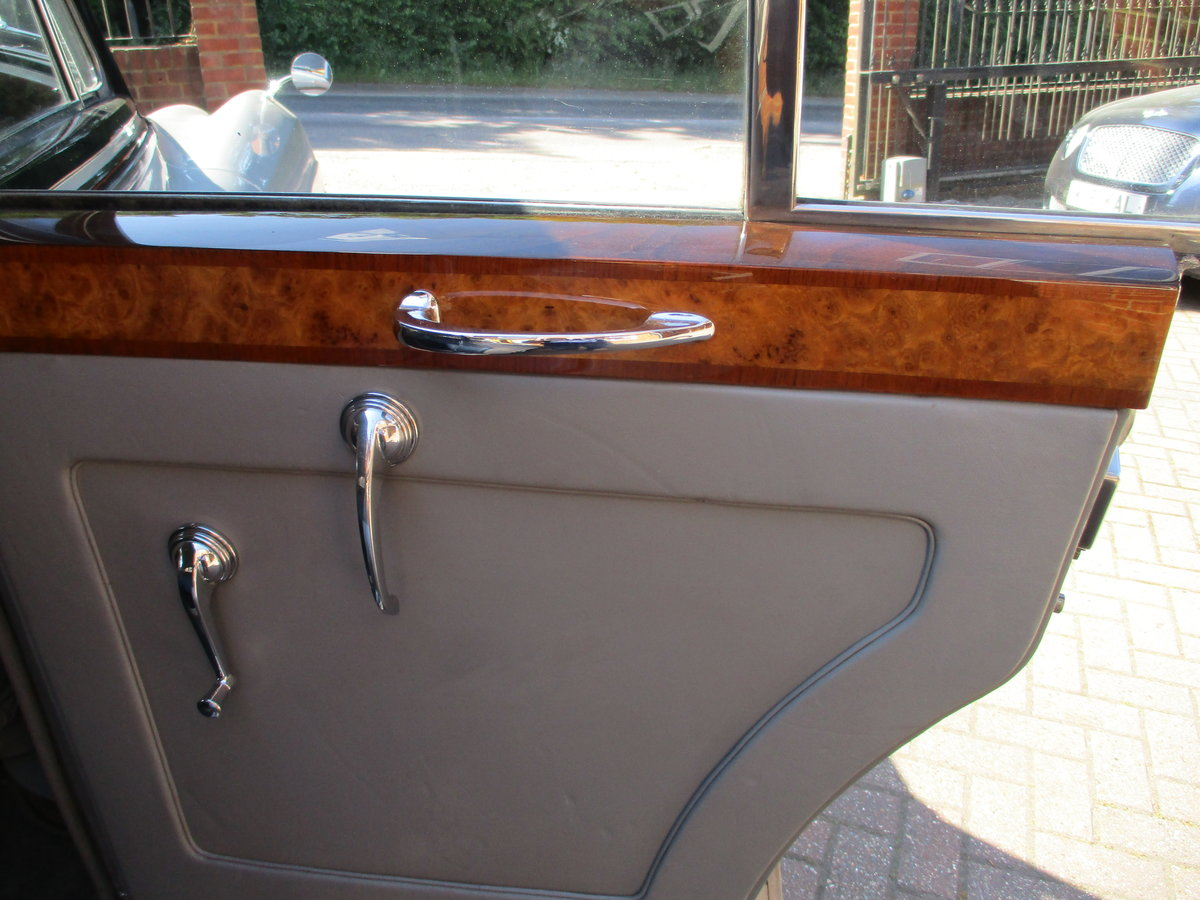 Bentley S2 Saloon 1960 STUNNING FAMILY OWNED SINCE 1982 For Sale (picture 15 of 24)