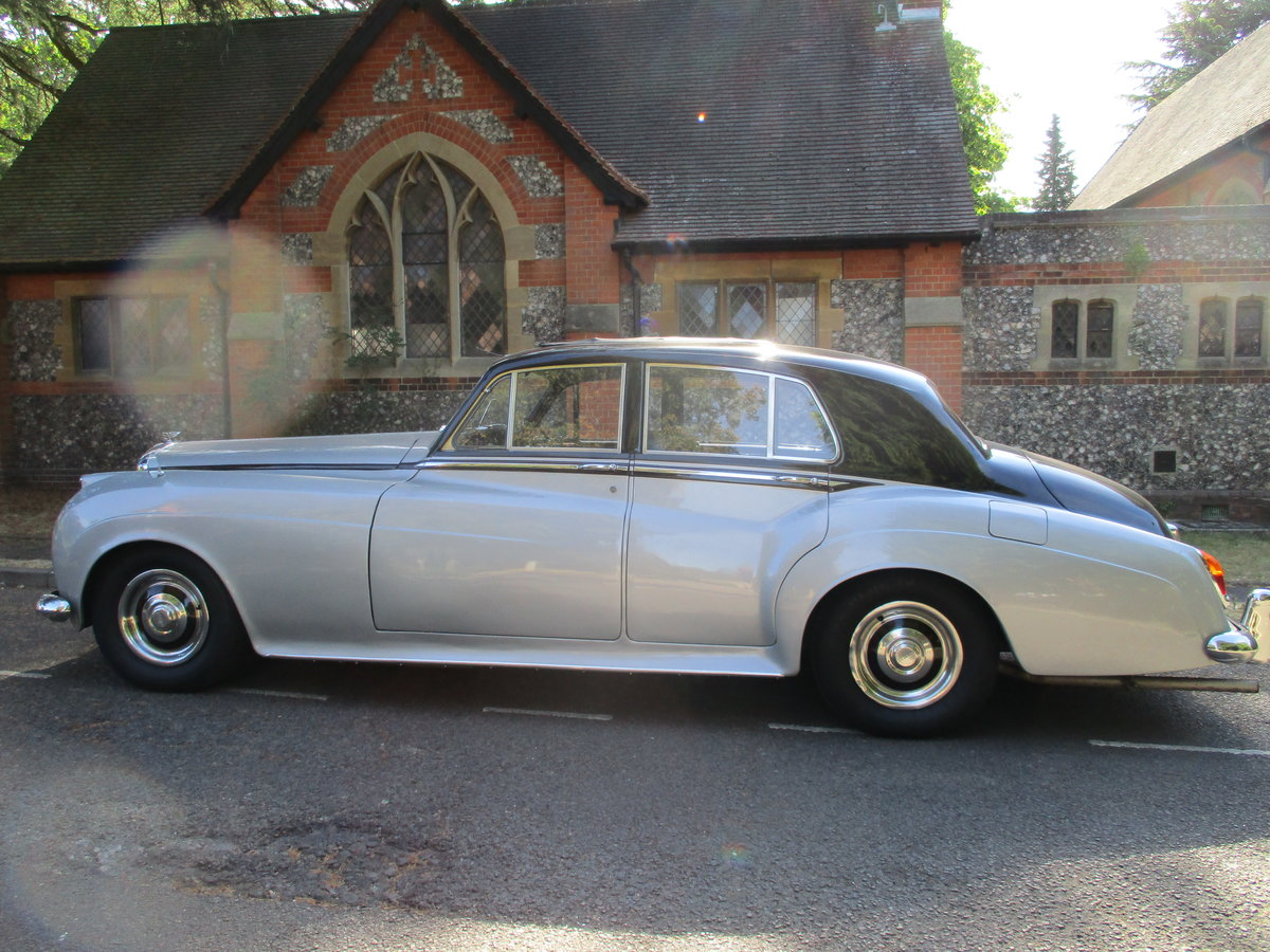 Bentley S2 Saloon 1960 STUNNING FAMILY OWNED SINCE 1982 For Sale (picture 18 of 24)