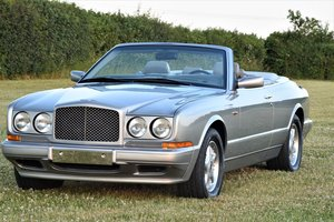 1997 Bentley Azure LHD  - UK registered 39,000 miles