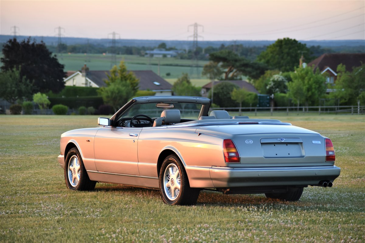 Bentley Azure LHD 1997 - UK registered 39,000 miles For Sale (picture 3 of 6)