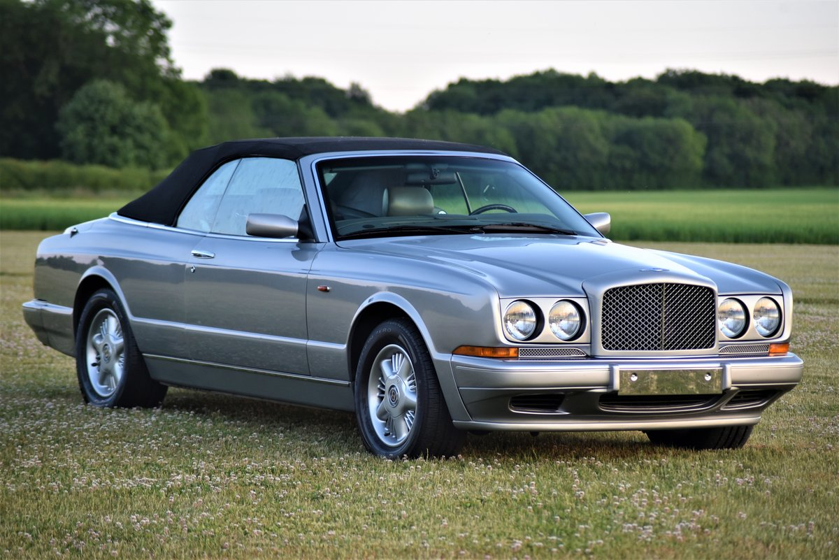 Bentley Azure LHD 1997 - UK registered 39,000 miles For Sale (picture 4 of 6)