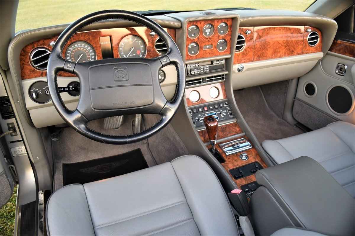 Bentley Azure LHD 1997 - UK registered 39,000 miles For Sale (picture 5 of 6)