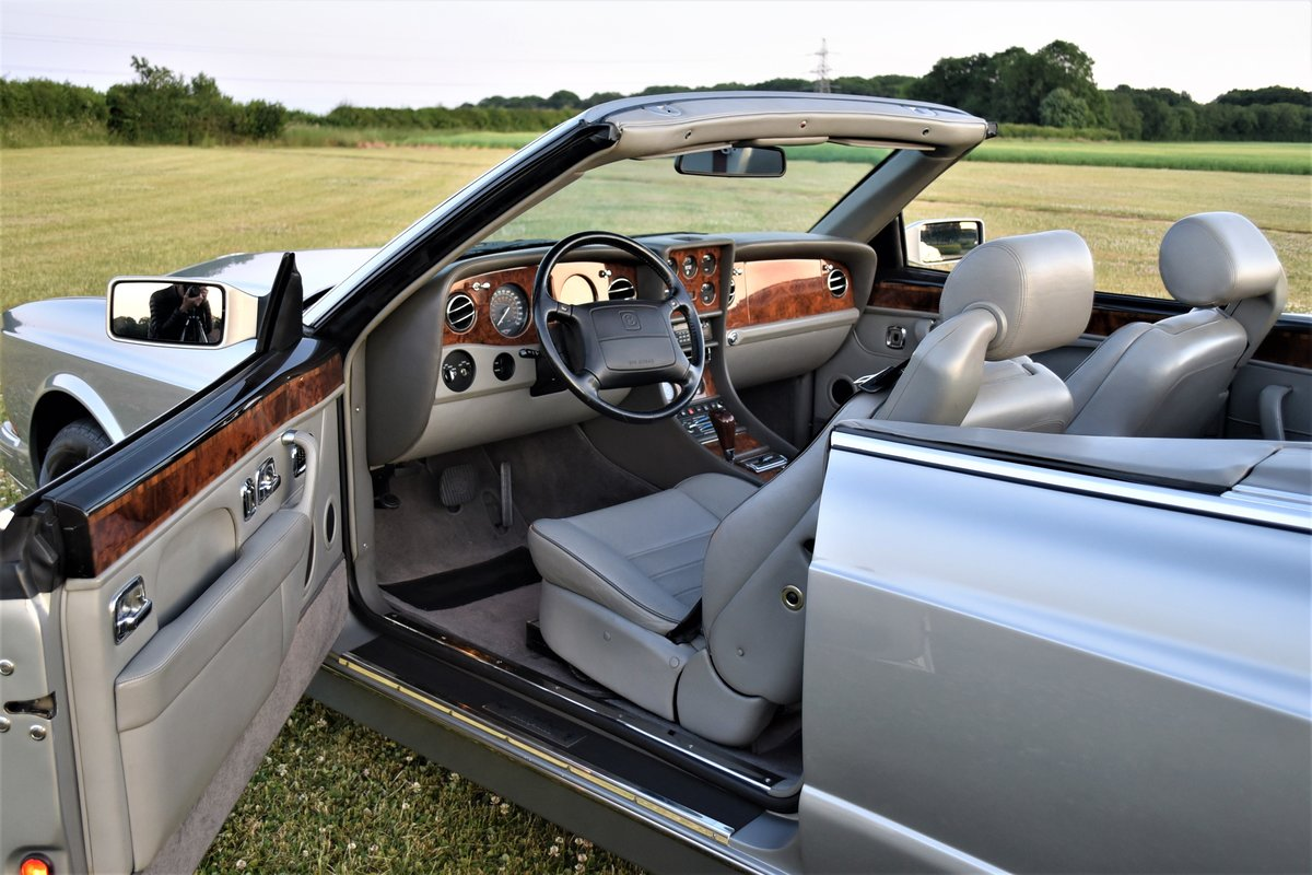 Bentley Azure LHD 1997 - UK registered 39,000 miles For Sale (picture 6 of 6)